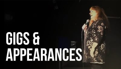 Janey Godley's Gigs & Appearences