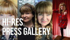 Janey Godley's Press Gallery
