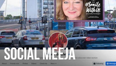 Janey Godley on Social Media