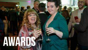 Janey Godley's Awards