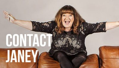 Contact Janey Godley