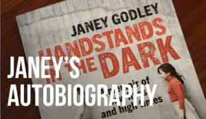 Janey Godley's Autobiography - Handsrands in the Dark